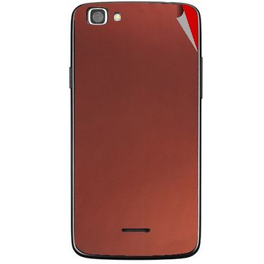 Snooky 44435 Mobile Skin Sticker For Xolo A500s Lite - Copper