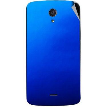 Snooky 44504 Mobile Skin Sticker For Xolo Omega 5.0 - Blue