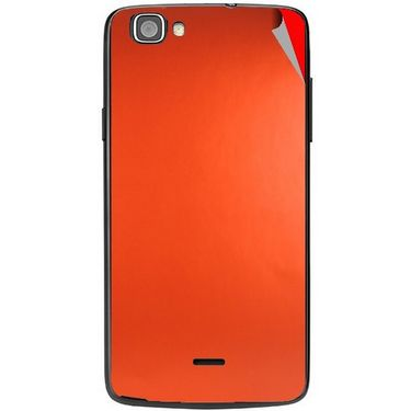 Snooky 44534 Mobile Skin Sticker For Xolo One - Orange