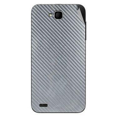 Snooky 44610 Mobile Skin Sticker For Xolo Q800 - silver