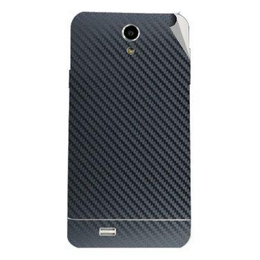 Snooky 44611 Mobile Skin Sticker For Xolo Q900 - Black