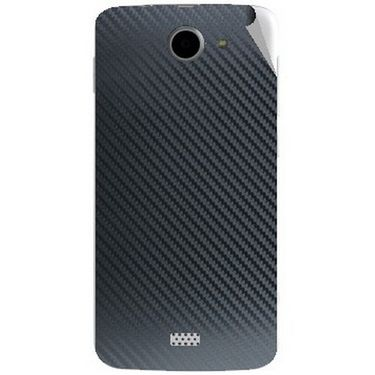 Snooky 44635 Mobile Skin Sticker For Xolo Q1000 - Black