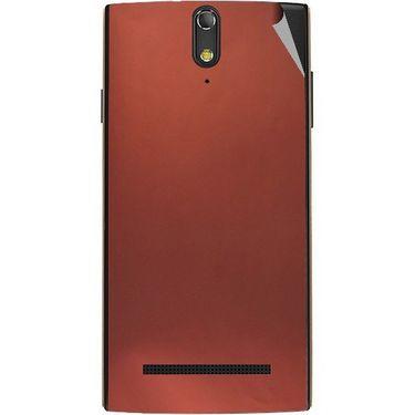 Snooky 44675 Mobile Skin Sticker For Xolo Q1020 - Copper