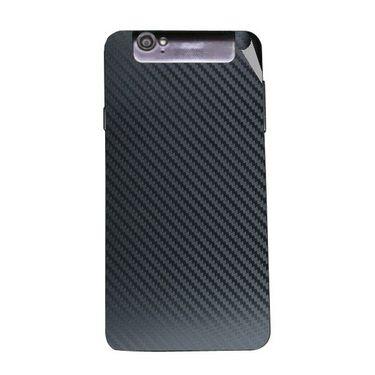Snooky 44707 Mobile Skin Sticker For Xolo Q3000 - Black