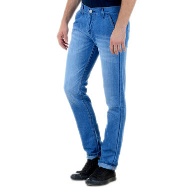 Pack of 4 Slim Fit Attractive Jeans_Jd86s17