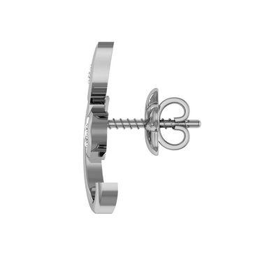 Ag Real Diamond Divya Earrings_Agse0047w