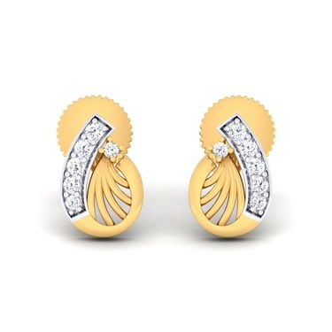 Kiara Sterling Silver Khushboo Earrings_5131e