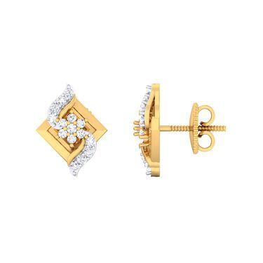 Kiara Sterling Silver Mamata Earrings_5173e