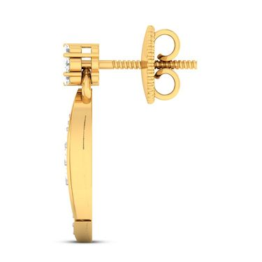 Kiara Sterling Silver Priyanka Earrings_5186e