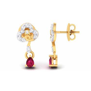 Kiara Sterling Silver Ishani Earrings_5217e