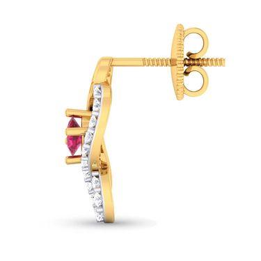 Kiara Sterling Silver Shivani Earrings_5236e