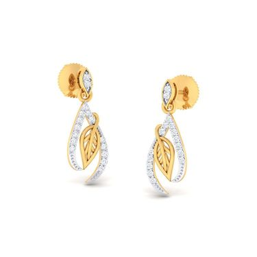 Kiara Sterling Silver Prutha Earrings_5457e