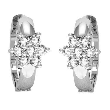 Avsar Real Gold and Swarovski Stone Panjab Earrings_Ave0116wb