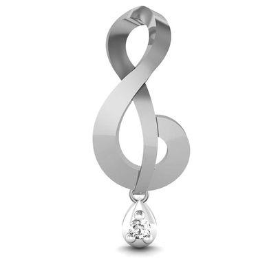 Avsar Real Gold and Swarovski Stone Poonam Earrings_Tae030wb