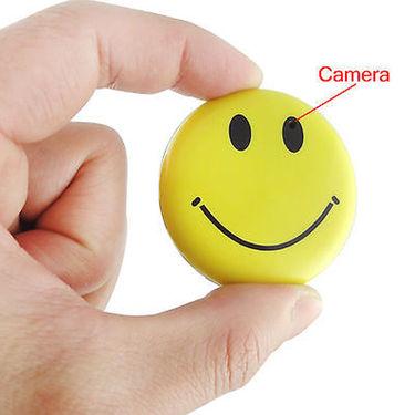 SPY SMILE FACE CAMERA - CODE 170