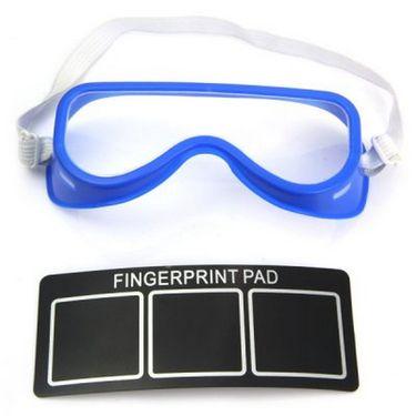 Scientific Experiment Learning Fingerprint Verification Game Set - Multicolor