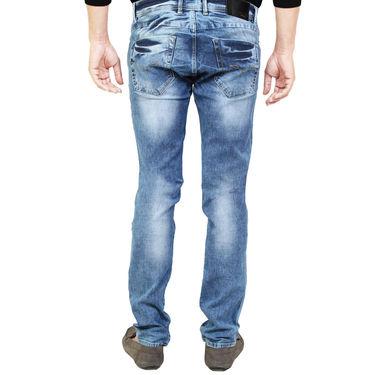 Branded Cotton Denim_Os24 - Blue