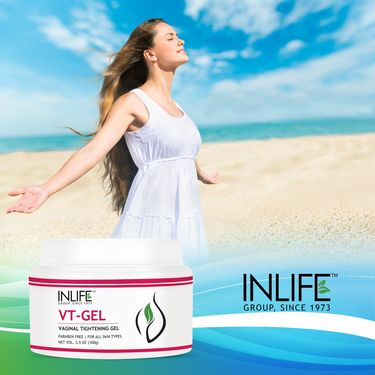 INLIFE Vaginal Tightening Gel - 100g