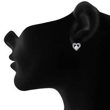 Mahi Rhodium Plated Swarovski Zirconia Pendant Set_Nl1105019r