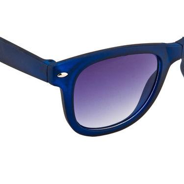 Mango People Plastic Unisex Sunglasses_Mp20156bl03 - Blue
