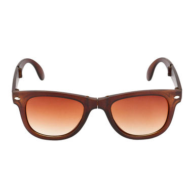 Mango People Plastic Unisex Sunglasses_Mp20156br - Brown