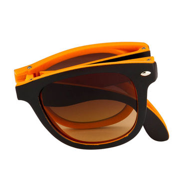 Mango People Plastic Unisex Sunglasses_Mp20156or - Black