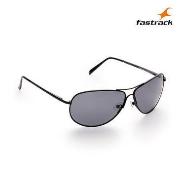 Fastrack 100% UV Protection Sunglasses For Men_M050bk13p - Black
