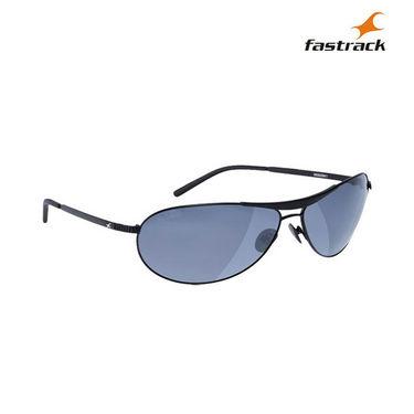 Fastrack 100% UV Protection Sunglasses For Men_M062bk1 - Purple