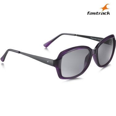 Fastrack Polarized Sunglasses For Women_P324bk1fp - Black
