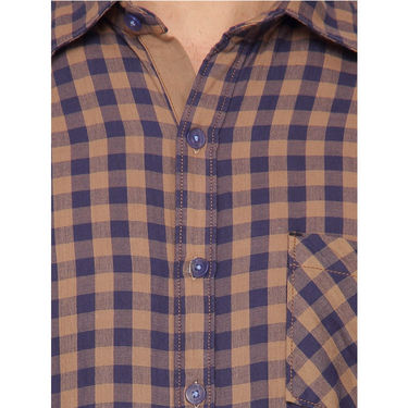 Crosscreek Cotton Casual Shirt_1230302 - Beige