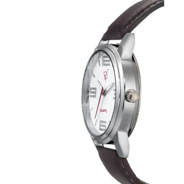 Rico Sordi Analog Round Dial Watch For Men_Rsmwl82 - White