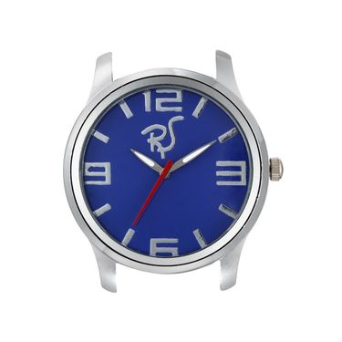 Rico Sordi Analog Round Dial Watch For Men_Rsmwl90 - Blue