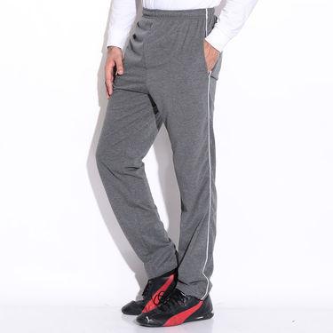 Pack of 2 Fizzaro Regular Fit Trackpants_Fl102108 - Grey & Brown