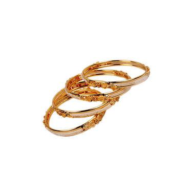 Combo of Pourni Tanmanya Mangalsutra Set + Necklace set + Bangle & Vintage Watch_Dcombo01