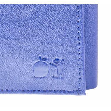 Mango People Stylish Wallet For Men_Mp101bl - Blue