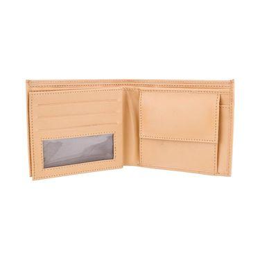 Mango People Stylish Wallet For Men_Mp107cm - Camel
