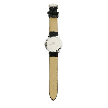 Mango People Round Dial Watch For Men_MP010 - White