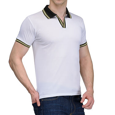 Pack of 3 Rico Sordi Polo Tshirts For Men_Combo01