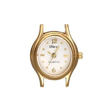 Oleva Analog Wrist Watch For Women_Opw3 - White