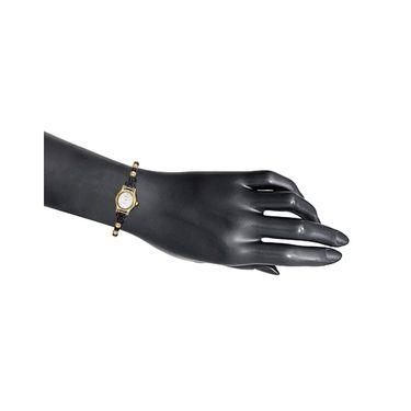 Oleva Analog Wrist Watch For Women_Opw11ms - White