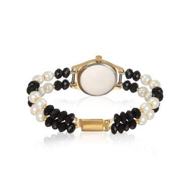 Oleva Analog Wrist Watch For Women_Opw65 - White
