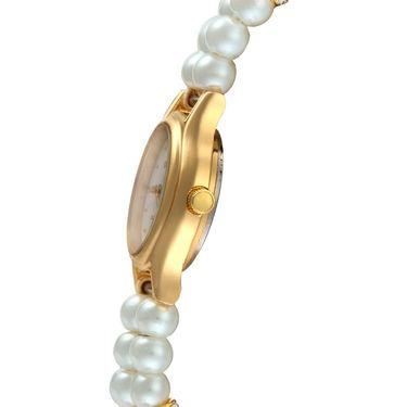 Oleva Analog Wrist Watch For Women_Opw831 - White