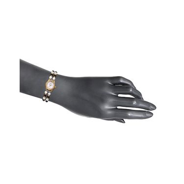 Oleva Analog Wrist Watch For Women_Opw94 - White