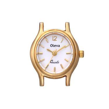 Oleva Analog Wrist Watch For Women_Opw96 - White