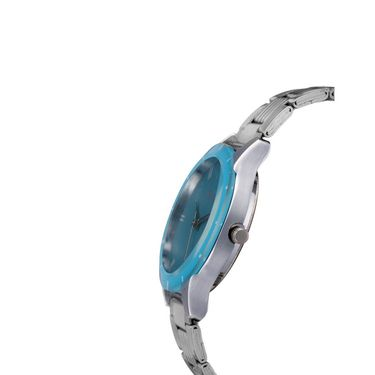 Oleva Analog Wrist Watch For Women_Osw12blu - Blue