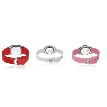 Combo of 3 Oleva Analog Wrist Watches For Women_Opuc10