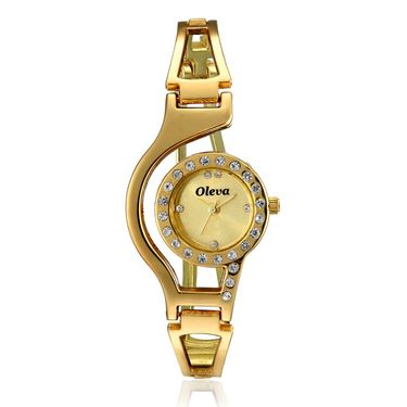 Combo of 3 Oleva Analog Wrist Watches For Women_Ovd1005