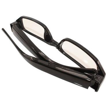 ZINGALALAA Gadget Advice HD 720 Pixel Video Camera Eyewear Glasses Mini DVR Camera /Sunglasses Camera (Part Payment)