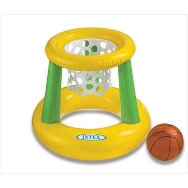 Intex Floating Hoops Inflatable Basketball Water Pool Sport Toy - 58504