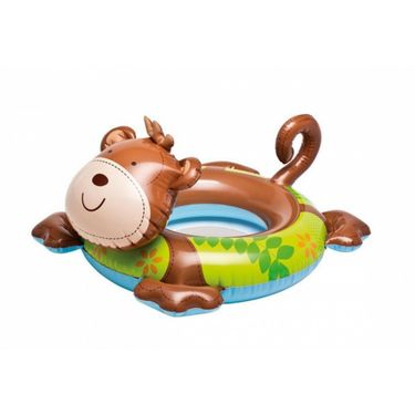Intex Monkey Shape Play and Swimming Ring - Ultimate Fun for your Kids